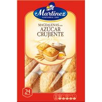 Martínez Magdalenas cuadradas 750g