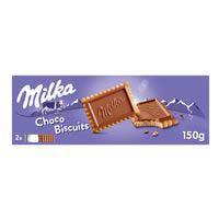 Milka Bisc Galetes amb xocolata amb llet 150g