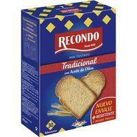 Recondo Pan tostado tradicional 270g