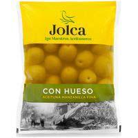 Jolca Olives camamilla 100g