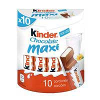 Ferrero Kinder chocolate maxi 10u 280g