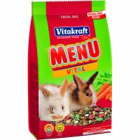 Vitakraft Menú per conills nans 1kg
