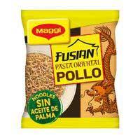 Maggi Pasta Oriental sabor Pollastre sobre 71g