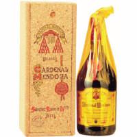 Brandy CARDENAL MENDOZA, botella 70 cl
