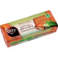 Diet Radisson Galetes ametlla pastanaga 200g