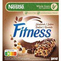 Nestlé Barritas de cereales Fitness chocolate 6x23,5g