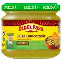 Old El Paso Salsa guacamole 320g