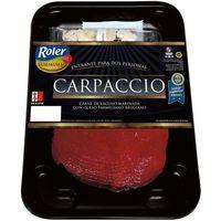 Roler Carpaccio de boví+salsa+Parmeggiano Reggiano aprox.110g