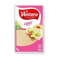 El Ventero Queso lonchas mezcla light 200g