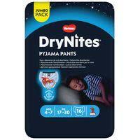 Dry Nites Calzoncillos absorbentes niño 4-7 años 16u