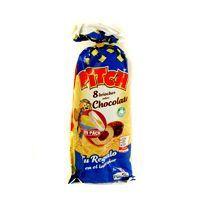 Pasquier Pitch xocolata 6u 310g