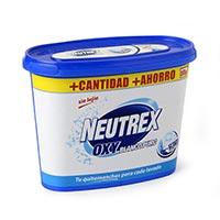 Neutrex Llevataques oxy pols blanc 18d