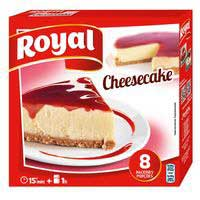 Royal Pastel de queso 325g