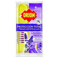 Orion Pinces antiarnes lavanda 2u
