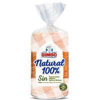 Bimbo Pan natural 100 % 460g