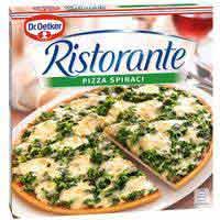Dr.Oetker Pizza spinacci Ristorante 390g