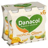 Danacol tropical Danone 6x100ml