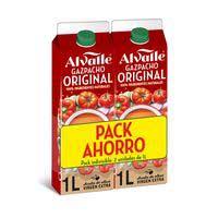 Alvalle Gazpacho pack 1l + 1l