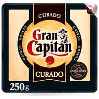 Gran Capitán Formatge curat 250g
