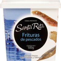 Santa Rita Preparado base harinas para frituras de pescados 500g