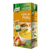 Caldo de pollo La Abuela KNORR, brik 1 litro
