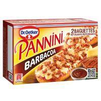 Dr. Oetker Pannini barbacoa 250g