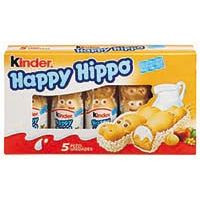 Ferrero Kinder Happy Hippo 5u