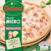Pizza micro prosciutto BUITONI 315g
