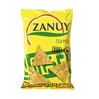 Zanuy Nachos +20g 220g