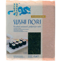 Blue Dragon Sushi nori 5 fulls d'algues 11g