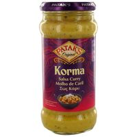 Patak's Salsa curry Korma 350G