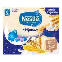 Farinetes líquides de 8 cereals NESTLÉ,pack2x250ml