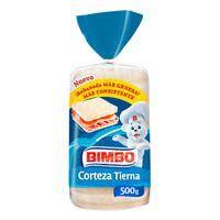 Bimbo Pa blanc crosta blanca 450g