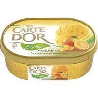 Carte D'Or Mandarina helado 1l