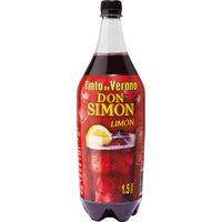 Don Simón Tinto de verano con limón 1,5l