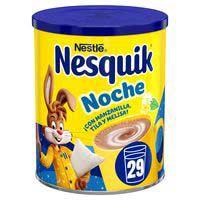 Nesquik Nit Cacau soluble instantani llauna 400g