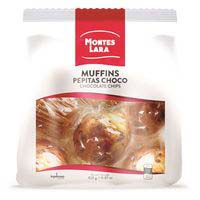 Inpanasa Muffin con pepitas de chocolate 300g