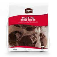 Inpanasa Muffin doble chocolate 300g