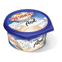 President Crema queso azul 125g