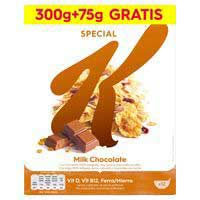 Kellogg's Cereales Special K chocolate con leche 375g