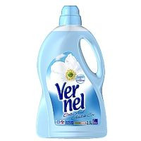 Vernel Suavizante azul 36 lavados 2,25l
