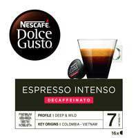 Nescafe Dolce Gusto espresso inteso descafe.16 càpsules