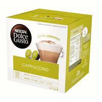 Nescafe Dolce Gusto cappuccino 16 cápsulas