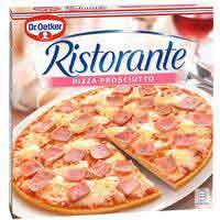 Pizza ristorante  prosciutto DR.OETKER 210g