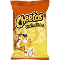 Aperitivo CHEETOS Gustosines, bolsa 96 g