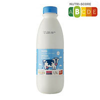 Eroski Llet sencera ampolla 1,5l