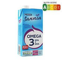 Eroski Sannia Preparado lácteo Omega 3 1l