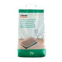 Eroski Basic Arena gato absorbente 5kg