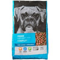 Eroski Comida perro Friends Complet carne/verdura 4kg