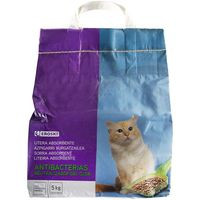 Eroski Arena gato antibacterias y olores 5kg